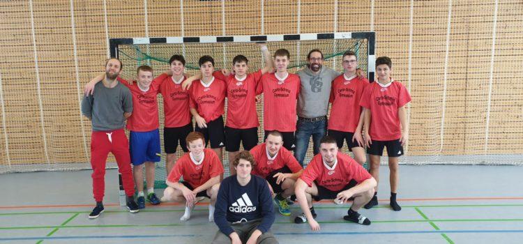 Jugend trainiert für Olympia: 3. Platz in Ulm