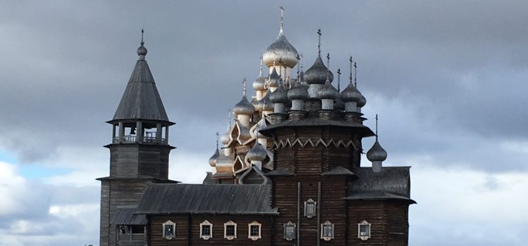Russischer Winter im September
