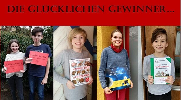 """""""Physik im Advent"""" – die Gewinner"""