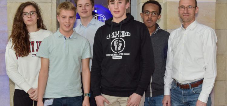 Schulbanker: ein toller vierter Platz im Bundesfinale in Berlin